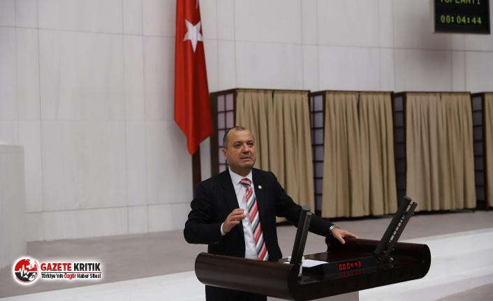 CHP'li Aygun: Torba Kanun'dan çiftçiye borç düzenlemesi yine çıkmadı!