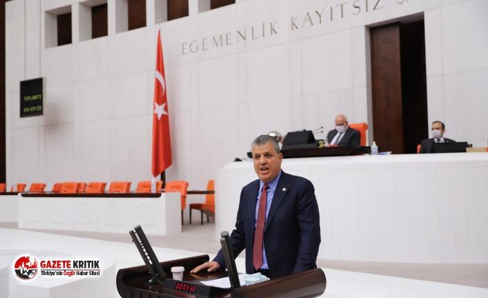 CHP'li Barut, Havaalanı ihalesinin AKP'li belediye başkan adayının şirketine verilmesine tepki gösterdi!