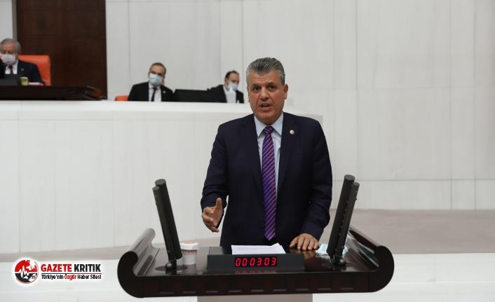 """CHP'li Barut: """"Sağlık Bakanlığı vahim iddialara ilişkin açıklama yapmalıdır"""""""
