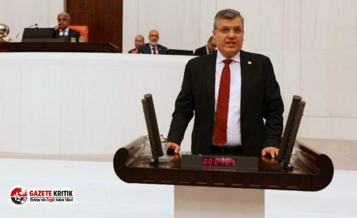 """CHP'li Barut: """"Sınavı iptal edin, mağduriyeti giderin"""""""
