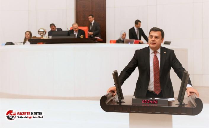 CHP'li Gündoğdu: Cumhuriyet Halk Partisi mafyaya pabuç bırakmaz!