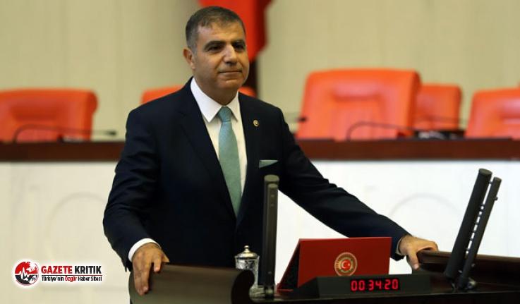 CHP'li Mehmet Güzelmansur: Cumhur İttifakı çiftçiye de hayır dedi!