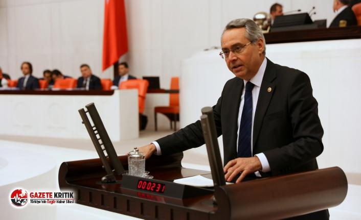 CHP'li Rafet Zeybek: AKP, talana sessiz kalıyor