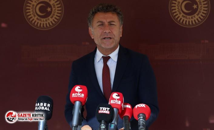 """CHP'li Sarıbal: """"Munzur Rektörü'ne Daha Ne Kadar Müsaade Edeceksiniz"""""""