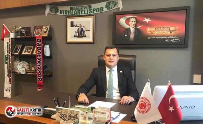 CHP'li Vecdi Gündoğdu: Hür fikirler, milletimizi yükseltecektir