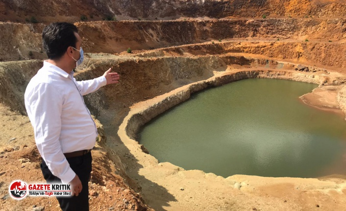 """CHP'li Başevirgen: """"Tüm Yeraltı Zenginliğimiz Madencilik Adı Altında Soyuluyor"""""""
