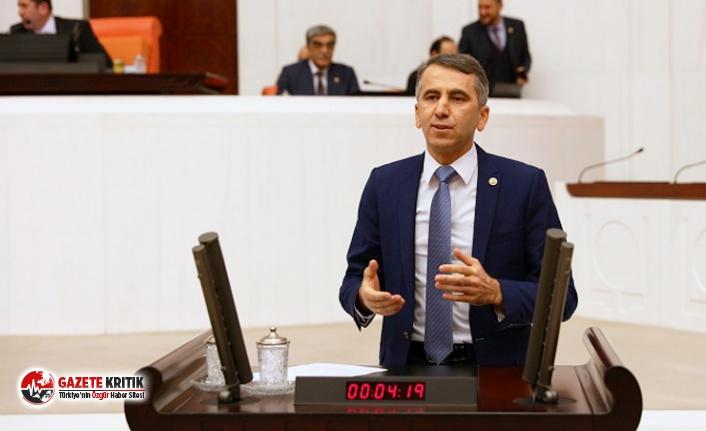 CHP'li Serkan Topal: KYK borçlusuna iş yok, icra var