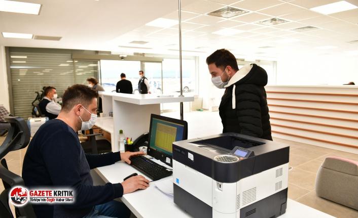 Çiğli Belediyesi Mali Hizmetler Müdürlüğü Yenilenen Yüzüyle Vatandaşın Hizmetinde