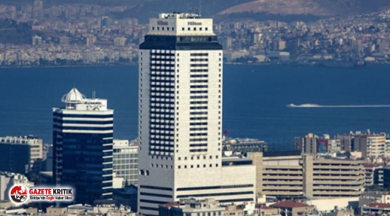 Deprem sonrası AFAD ve İzmir Büyükşehir'e 'Hilton' çağrısı