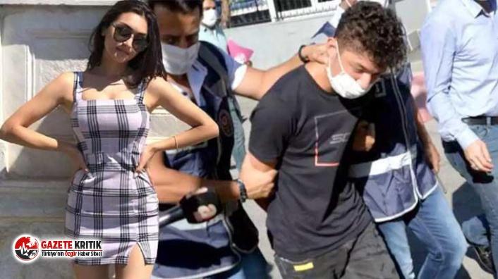 Duygu Delen iddianamesinde şok ifadeler: 'Kafamı kaputa vurdu...'