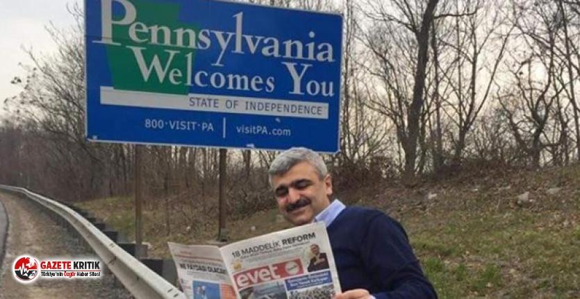 'Erdoğan'a itaat edeceksiniz' diyen yazar Albayrak'ın bir Pensilvanya ziyareti daha ortaya çıktı