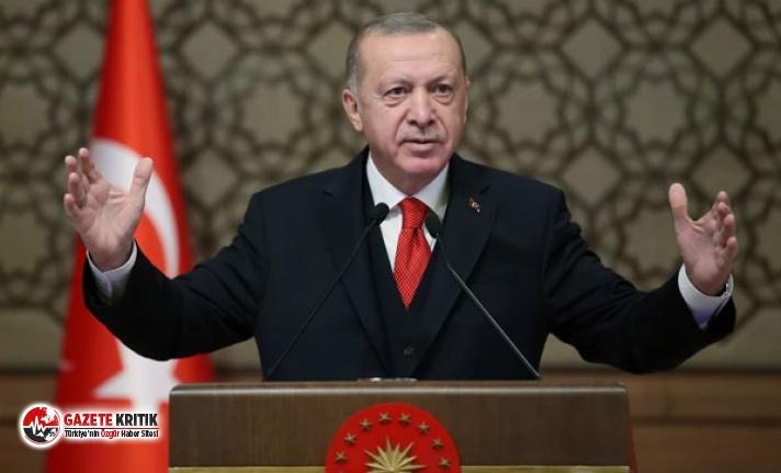Erdoğan: Türkiye çevre bakımından altın dönemini son 18 yılda yaşamıştır