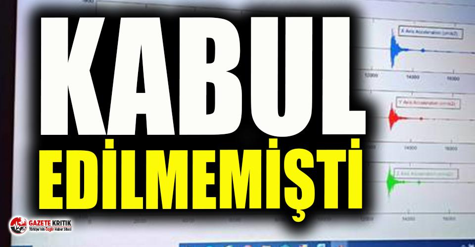 Erken uyarı sistemi İzmir depreminden 8 saniye önce uyarı verdi