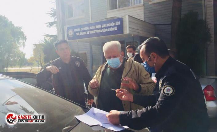 Eski Bakan, 'Cumhurbaşkanı'na hakaret'ten gözaltına alındı!