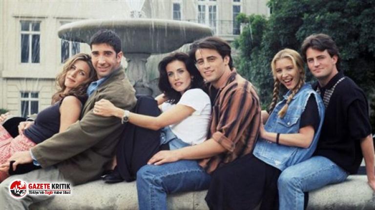 Friends'in özel bölümünün çekim tarihi belli oldu