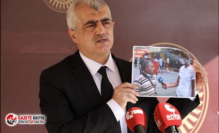 """Gergerlioğlu: ''Ülkeyi tamamen bir cehenneme çeviren iktidar var!"""""""