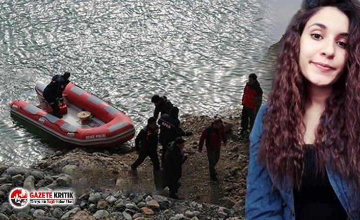 Gülistan Doku'yu arama çalışmalarında baraj gölünün yüzde 98'i tarandı