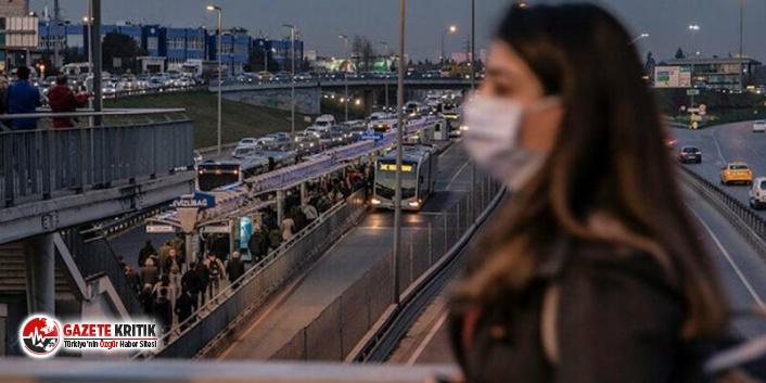 İstanbul'da kırmızı alarm! 'Günlük vakalar 12-15 bin bandında'