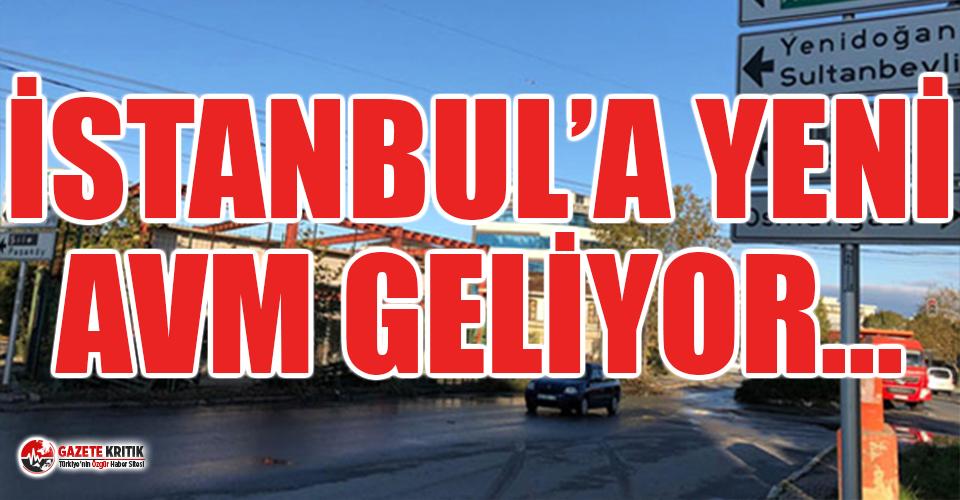 """İstanbul Sancaktepe'de rant için izlenen yol """"pes"""" dedirtti"""