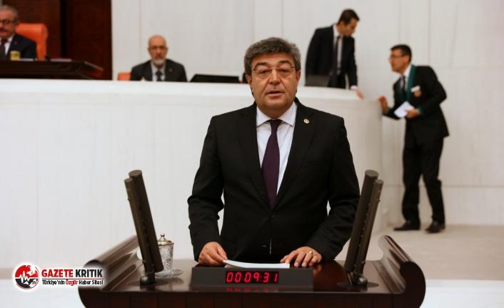 İYİ Parti'li Ataş hükümete seslendi: Sözleriniz lafta kalmasın, gerçeğe dönüşsün!