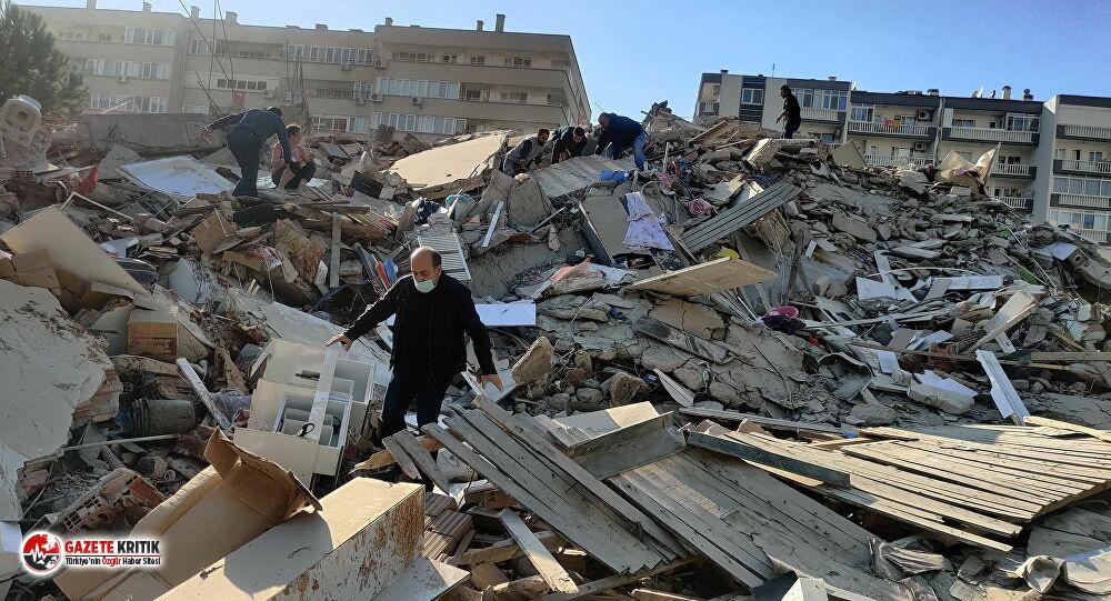 İzmir'de Can Kaybı 69'a Yükseldi