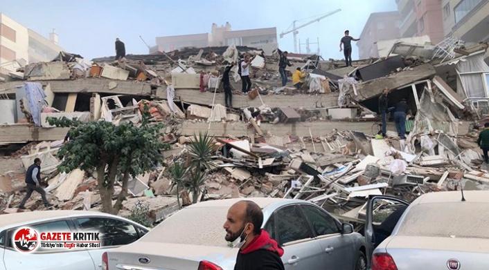 İzmir depremi ardından başlatılan arama kurtarma çalışmaları sona erdi