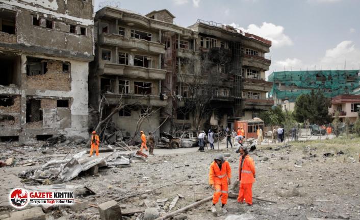 Kabil Üniversitesi saldırısında ölü sayısı 35'e çıktı