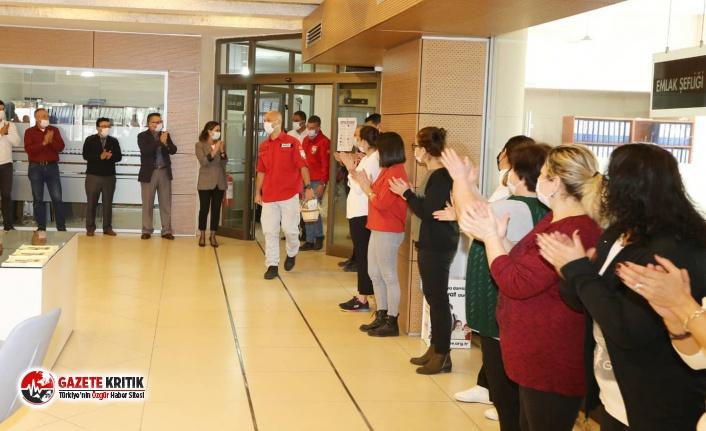 Kahramanlara Efes Selçuk Belediyesi'nden alkış