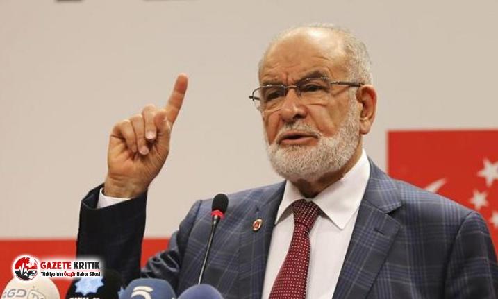 Karamollaoğlu: Cumhurbaşkanı iyice yalnızlaştı, ilk seçimde bu dönem bitecek