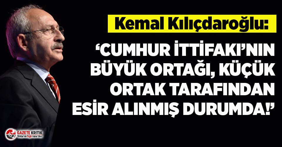 Kemal Kılıçdaroğlu'ndan Arınç'ın istifası hakkında ilk açıklama!