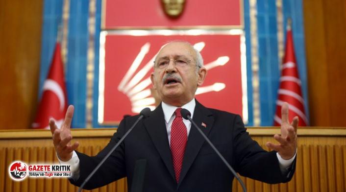 Kılıçdaroğlu: Bahçeli'ye CHP ile sen uğraş diye bekçilik görevi verilmiş