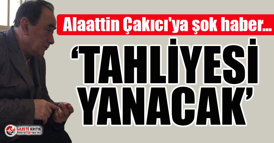 Kılıçdaroğlu'nu tehdit eden Alaattin Çakıcı'ya büyük şok!