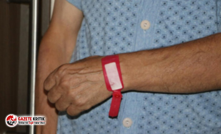 Kırklareli'de Covid-19 hastaları 'elektronik bileklik'le takip edilecek