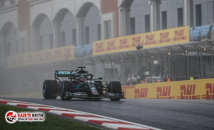 Lewis Hamilton, Türkiye Grand Prix'sini kazanıp 7. Dünya Şampiyonluğunu aldı!