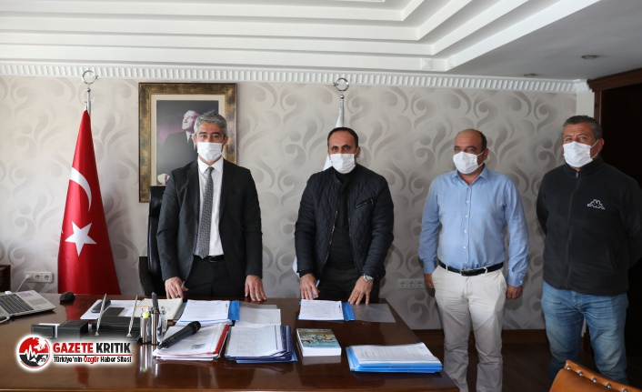 Marmaris'te toplu sözleşme imzalandı
