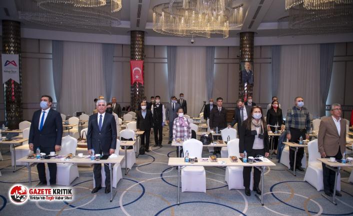 Mersin Büyükşehir, şiddetle mücadele için 'eşitlik' dedi