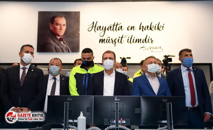 Mersin'de suda kayıp-kaçak son teknoloji ile önlenecek