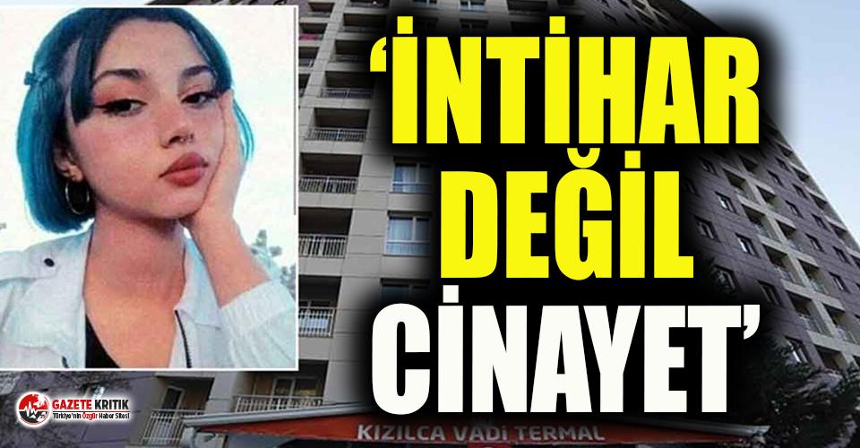Otelin beşinci katından düşüp ölen Gamze Açar'ın dayısı: Kızımı dövmüşler, çığlık sesleri duyulmuş