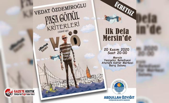 'Paşa Gönül Kriterleri' ilk kez Mersin'de