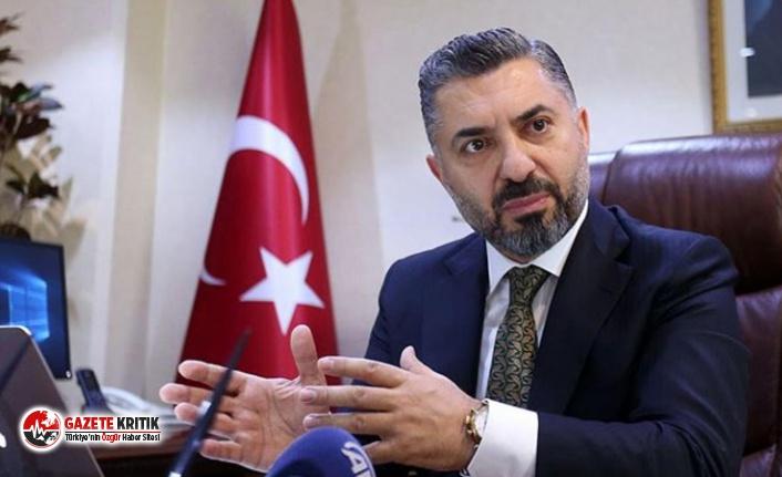 RTÜK Başkanı Ebubekir Şahin'den lisans uyarısı