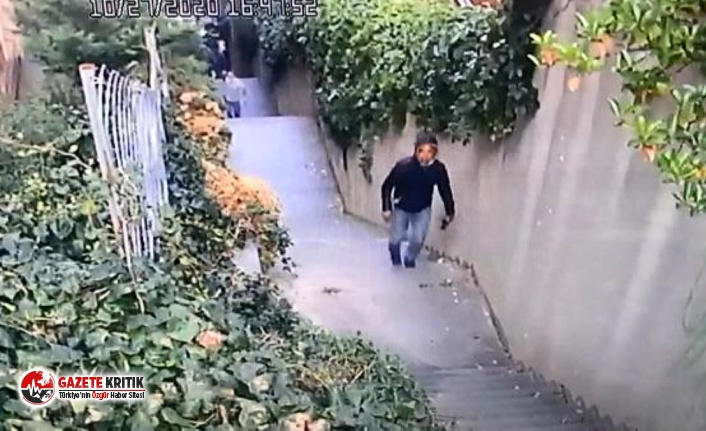 Şişli'de kadına taciz ve kapkaç şüphelisini vatandaşlar kovaladı...