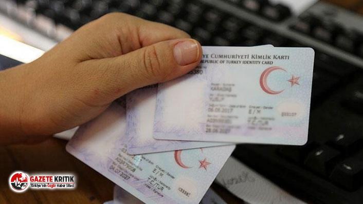 Son 3 yılda 8 bine yakın kişi Türkiye vatandaşı oldu!