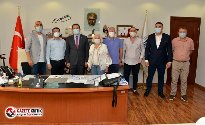 Yenişehir Belediyesi Ülkü Ongun Kütüphanesi kuruluyor