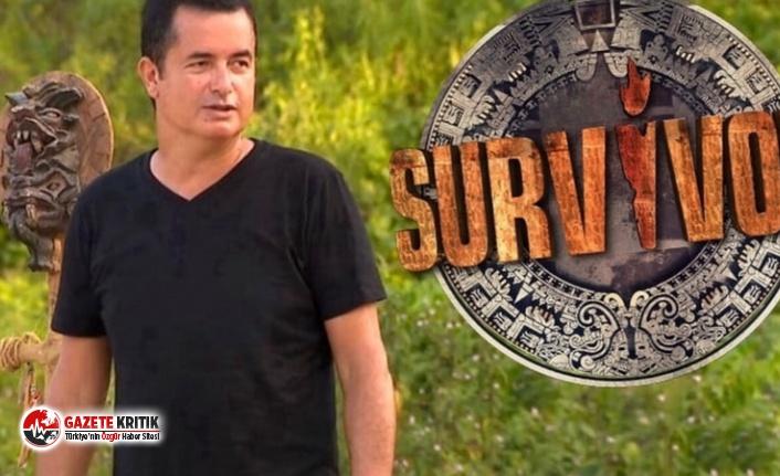 Acun Ilıcalı Survivor'a gidecek ilk ismi açıkladı!