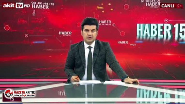 Akit TV spikeri, Prof. Dr. Uğur Şahin'e Türkçesi üzerinden saldırdı