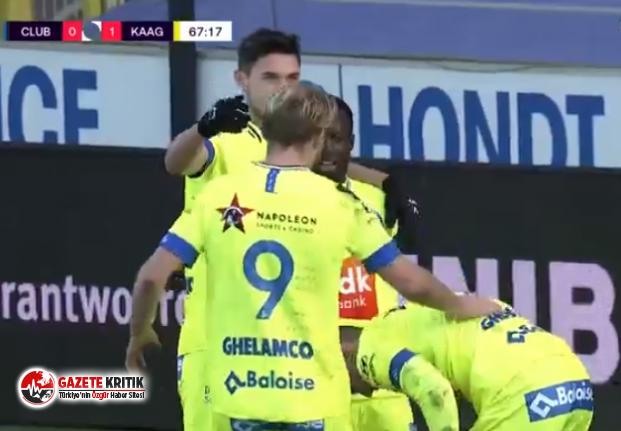 Belçika'da futbolcuların gol sevincinde sarılmalarının yasaklanması konuşuluyor!