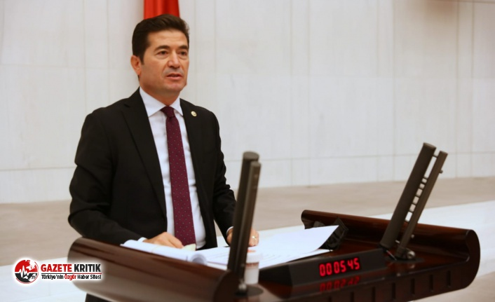 CHP'li Ahmet Kaya'dan yapılandırma çağrısı: ''Başvuru tarihi uzatılsın''