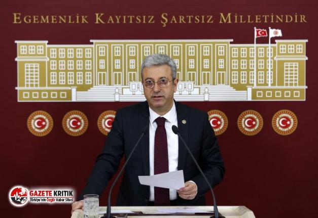 CHP'li Antmen: 'Mersin valisi neden iktidarın il başkanı gibi davranıyor?'