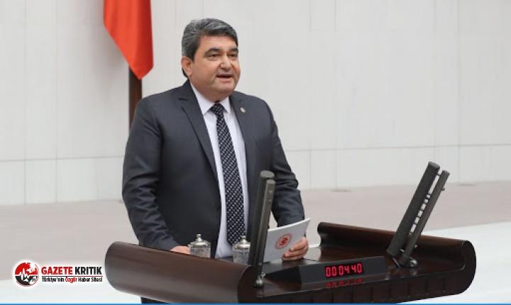 CHP'li Gökçel, çiftçilerin mazot ve gübreyi ÖTV'siz alabilmesi için teklif verdi