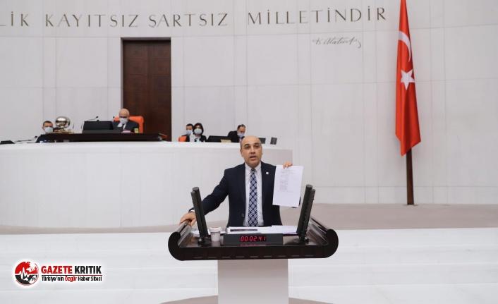 """CHP'li Şahin: """"Ulusal Aşı Bağımsızlığımızı Kaybettik!"""""""